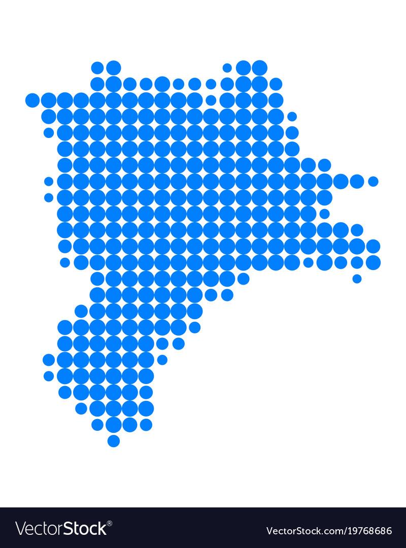 Map of lucerne