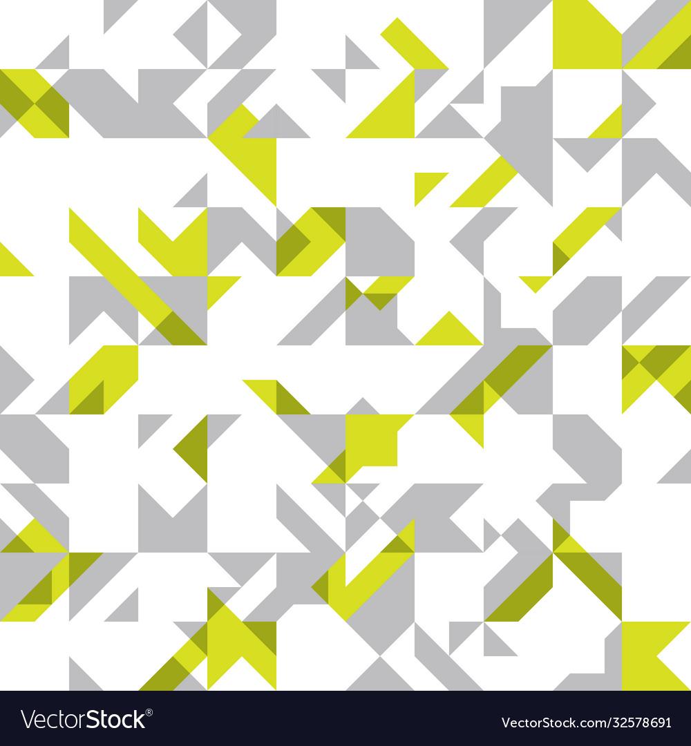 Intricate geometrical seamless pattern design