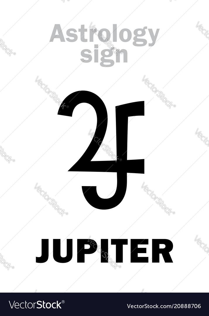 Astrology planet jupiter