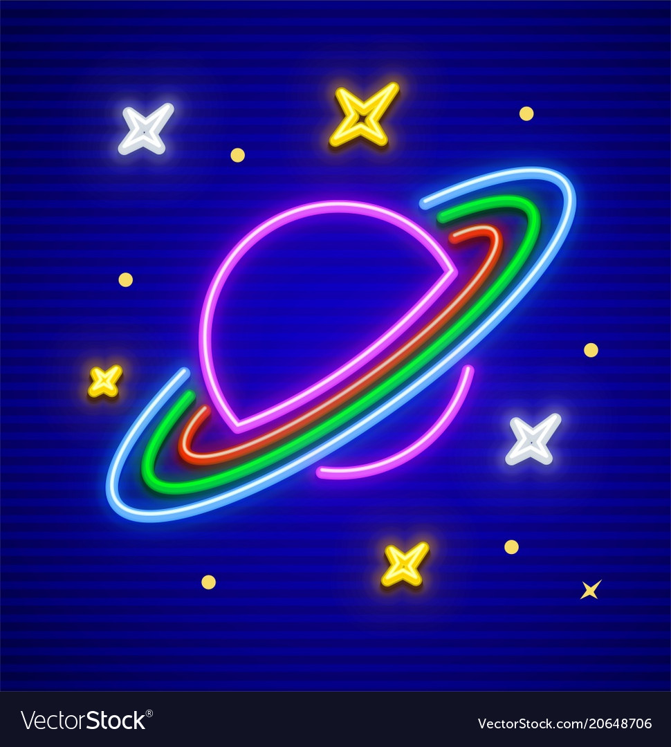 colorful loop seamless neon shiny design animation motion glowing stock of rings video illustration