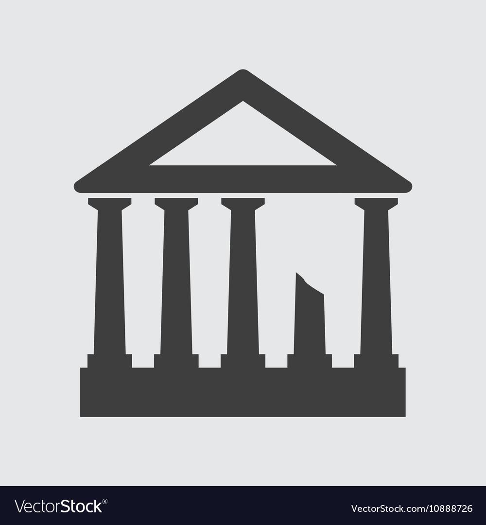 Acropolis icon
