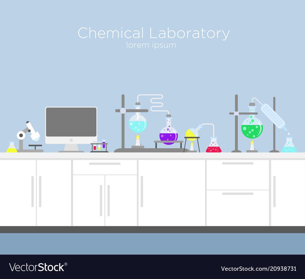Chemical laboratory