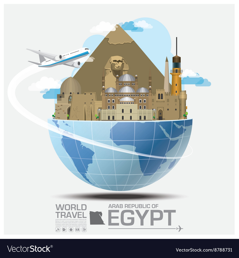 Egypt Landmark Global Travel And Journey