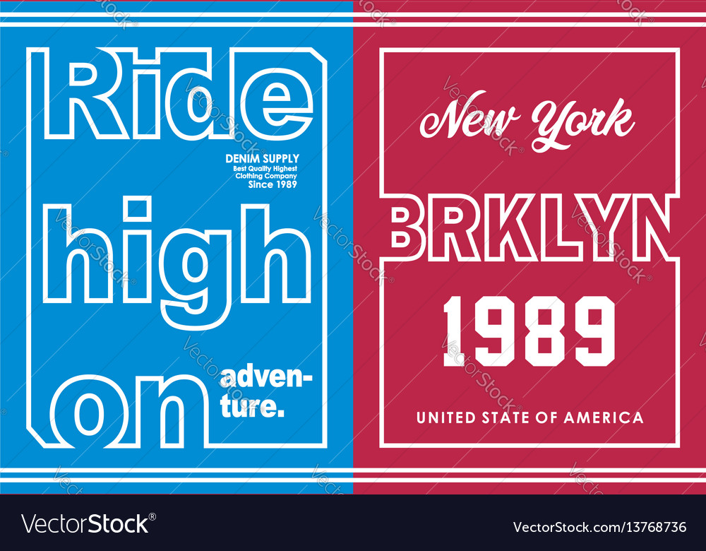 Ride high on with new york