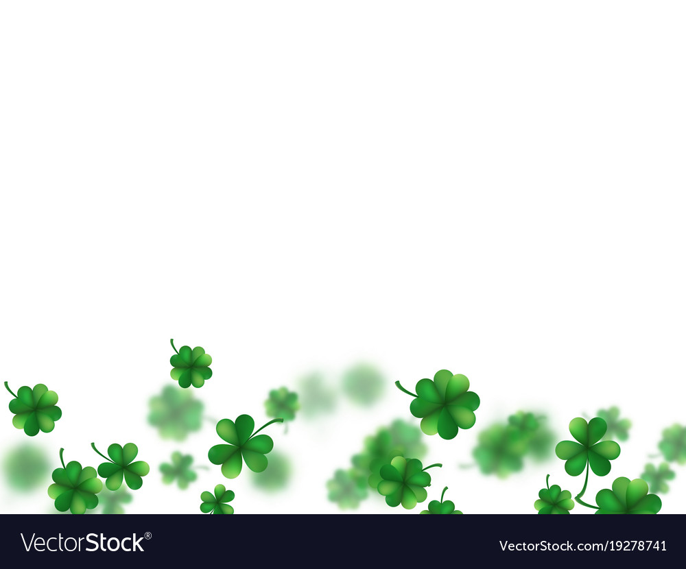 st patrick s day template
