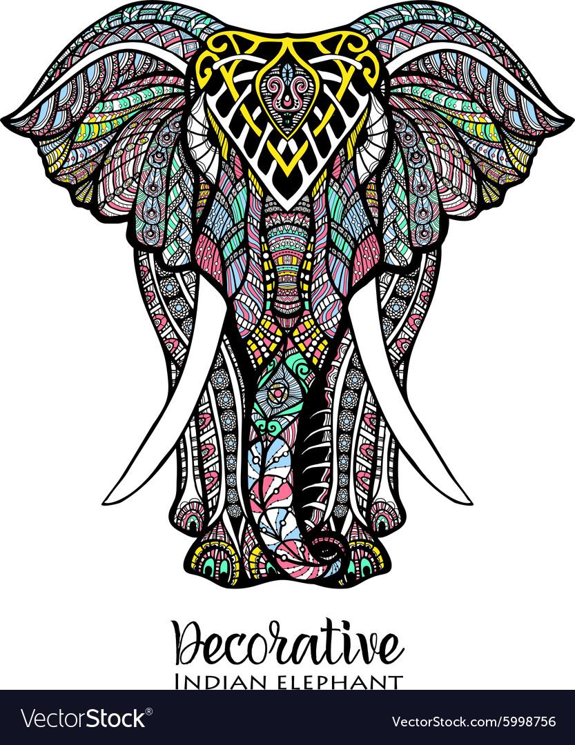 Elephant colored