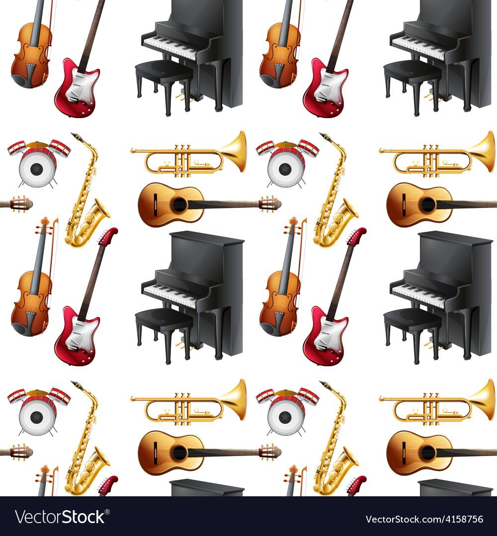 Seamless musical