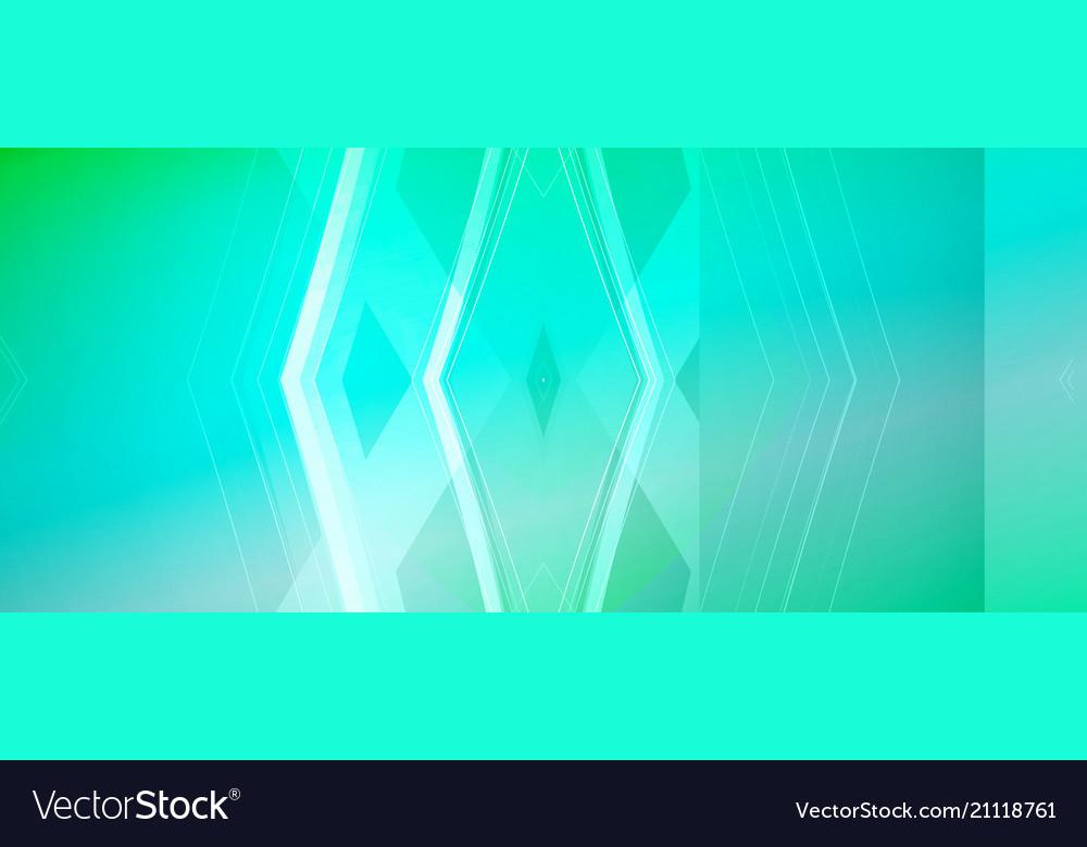 Amazing creative background geometric design