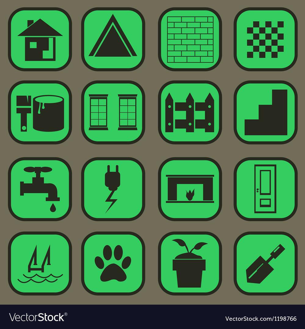 Home icon basic style
