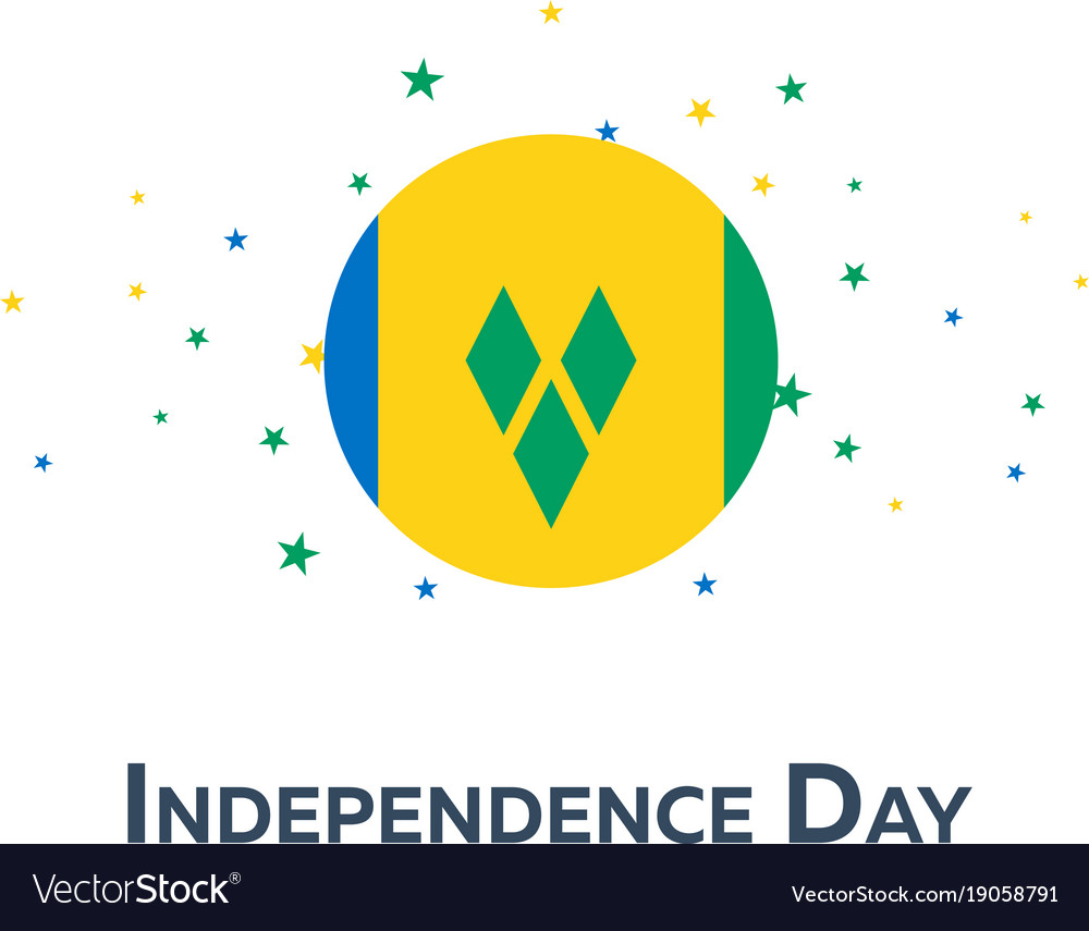 Independence day of saint vincent and the