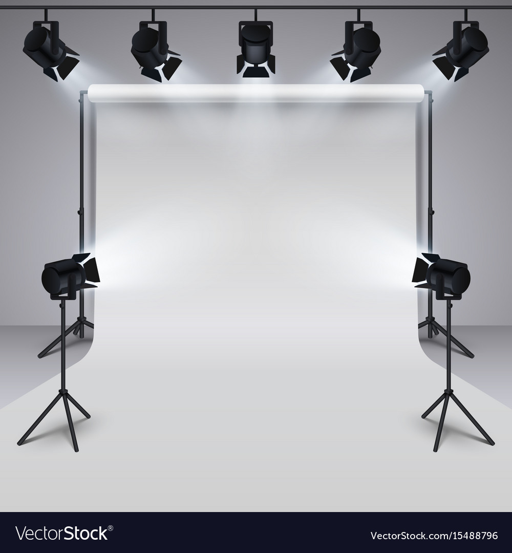 Professional Photography Vector Image