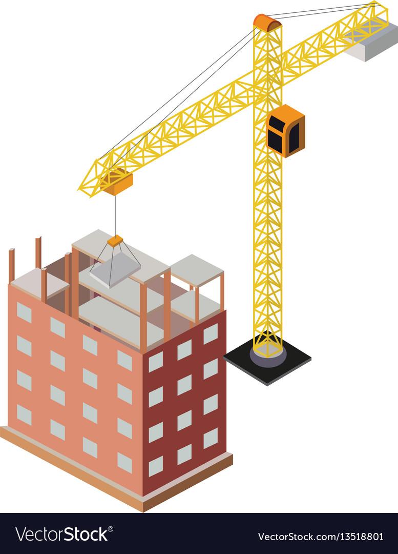 Industrial objects isometrics