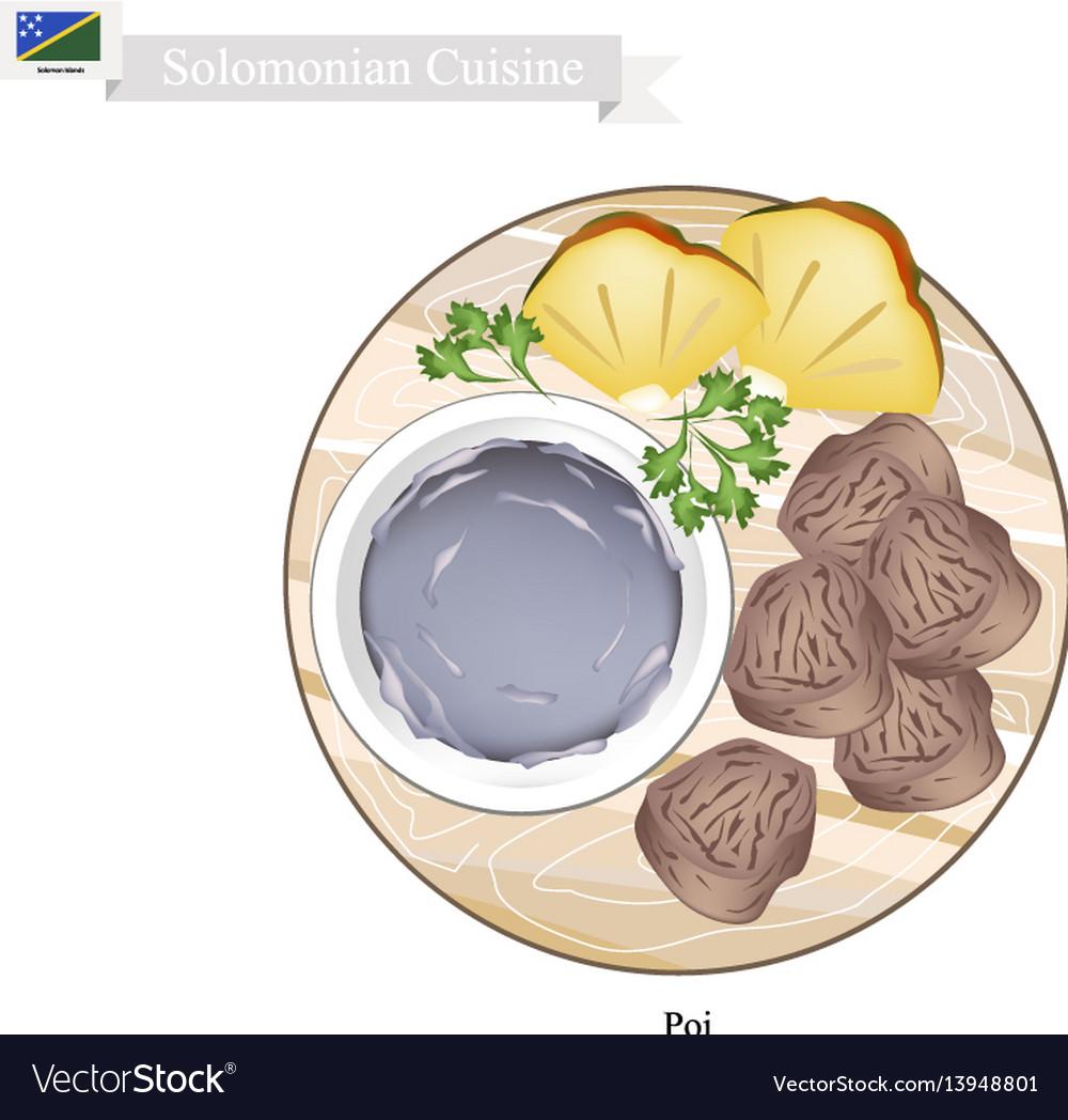 Solomonian soup or solomonian porridge