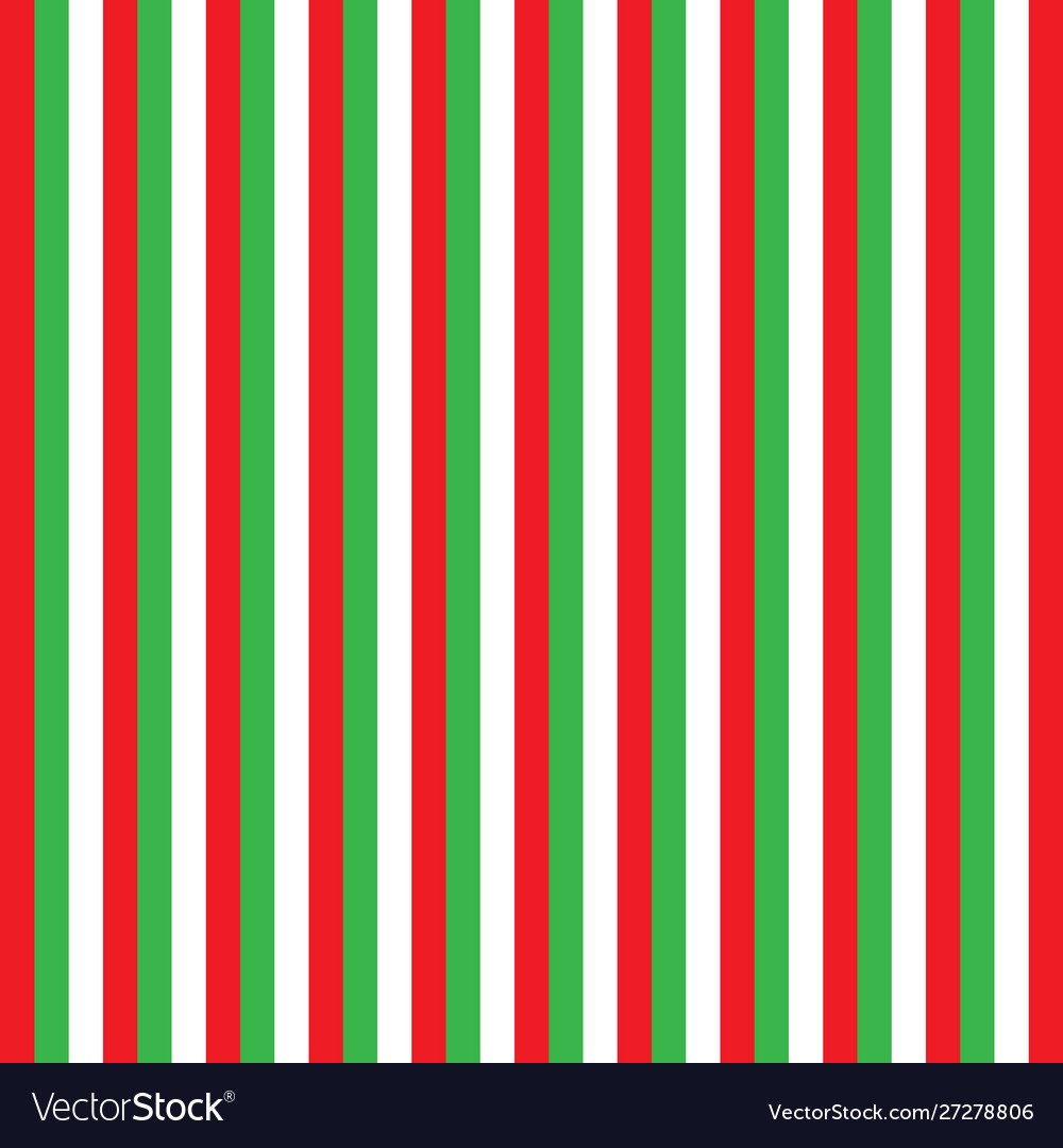 green white and red color line seamless wallpaper vector image vectorstock