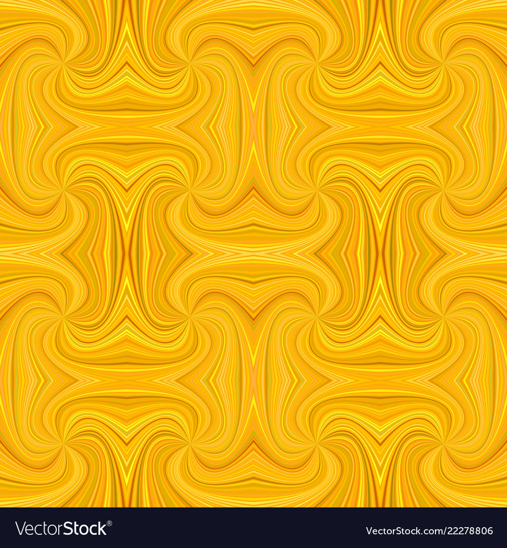 Orange abstract psychedelic seamless striped