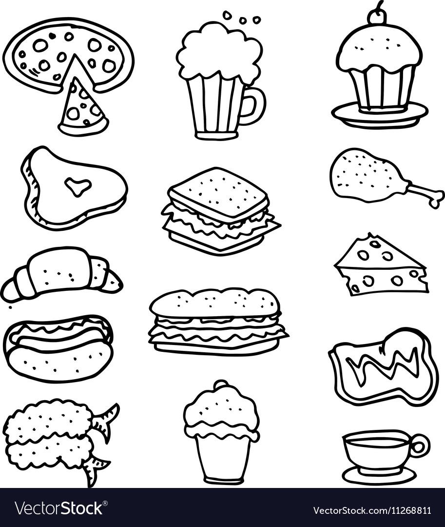 Junk Food Draw