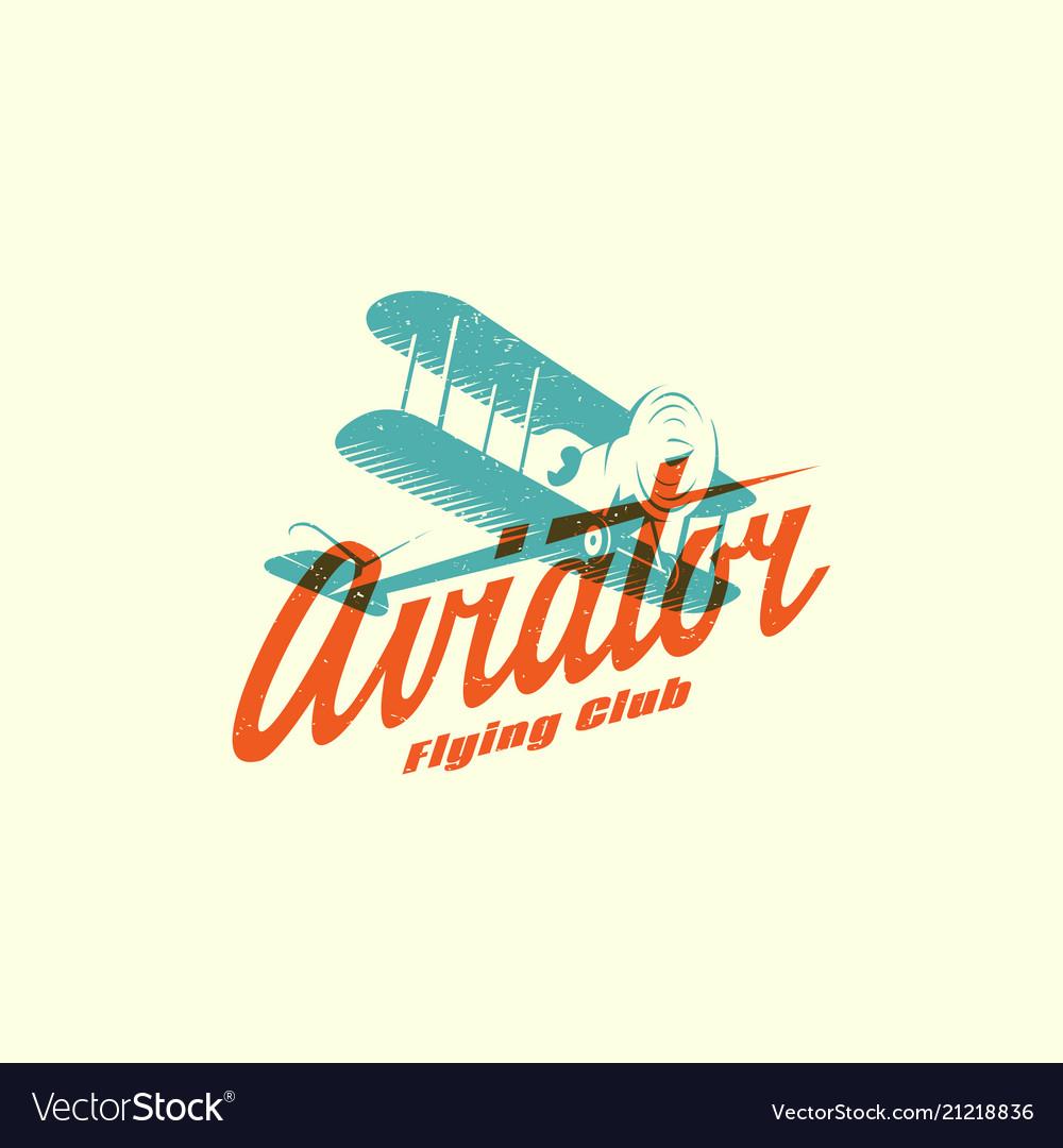 Aviator logo