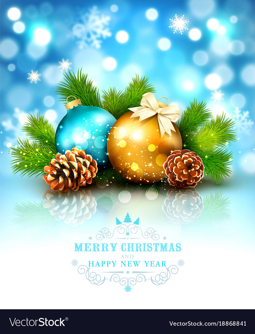 For merry christmas and happy new