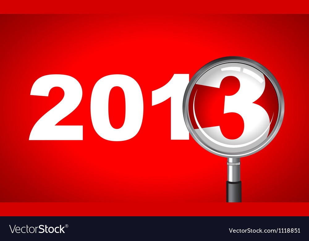 2013 magnifying glass