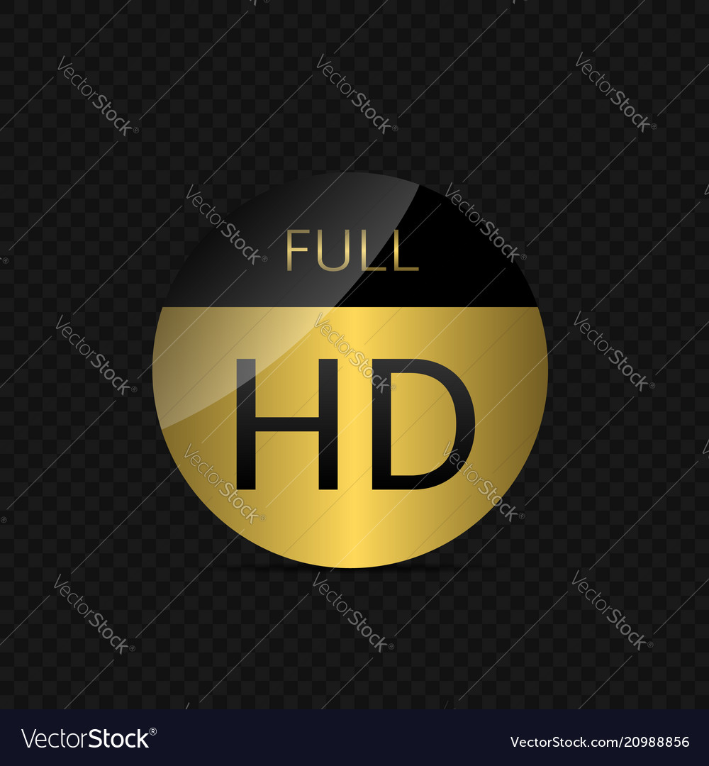Full hd label
