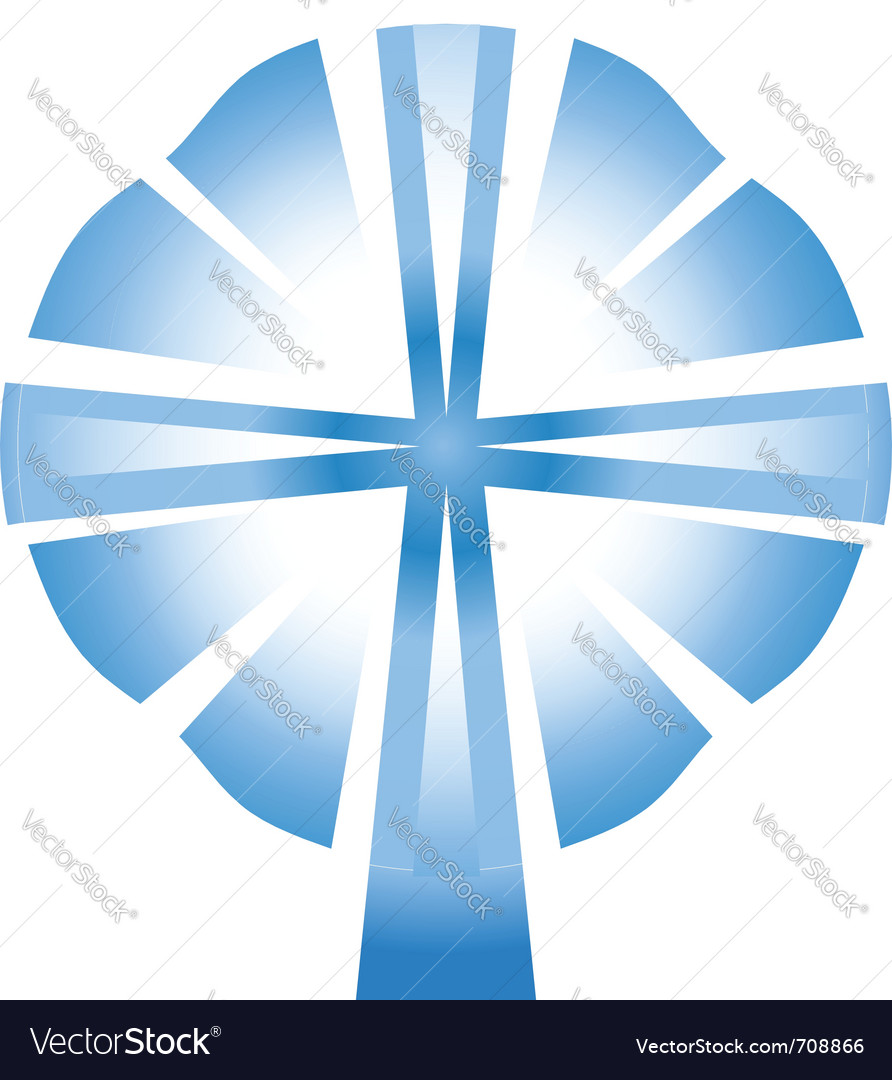 Cross spirit vector