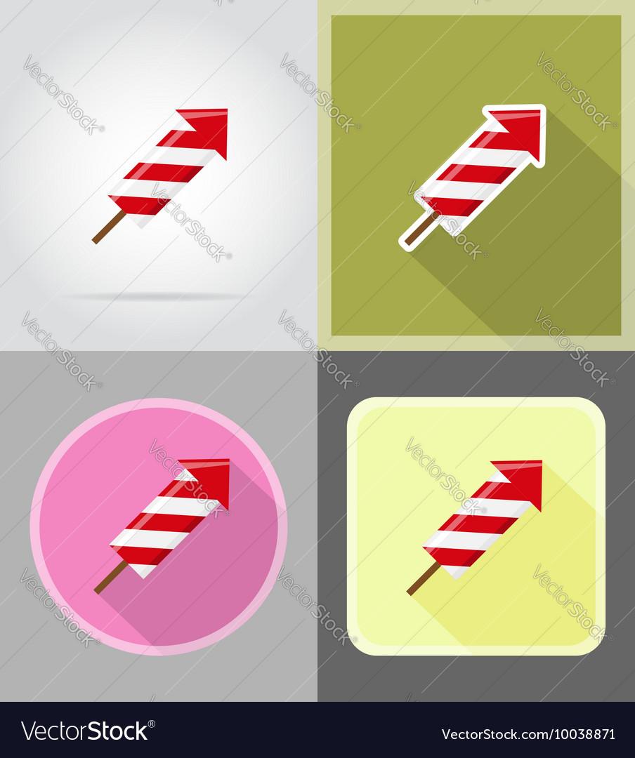 Celebration flat icons 12