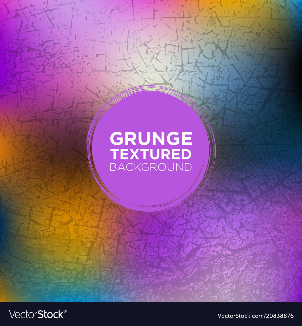 Grunge background in egyptian blue and purple