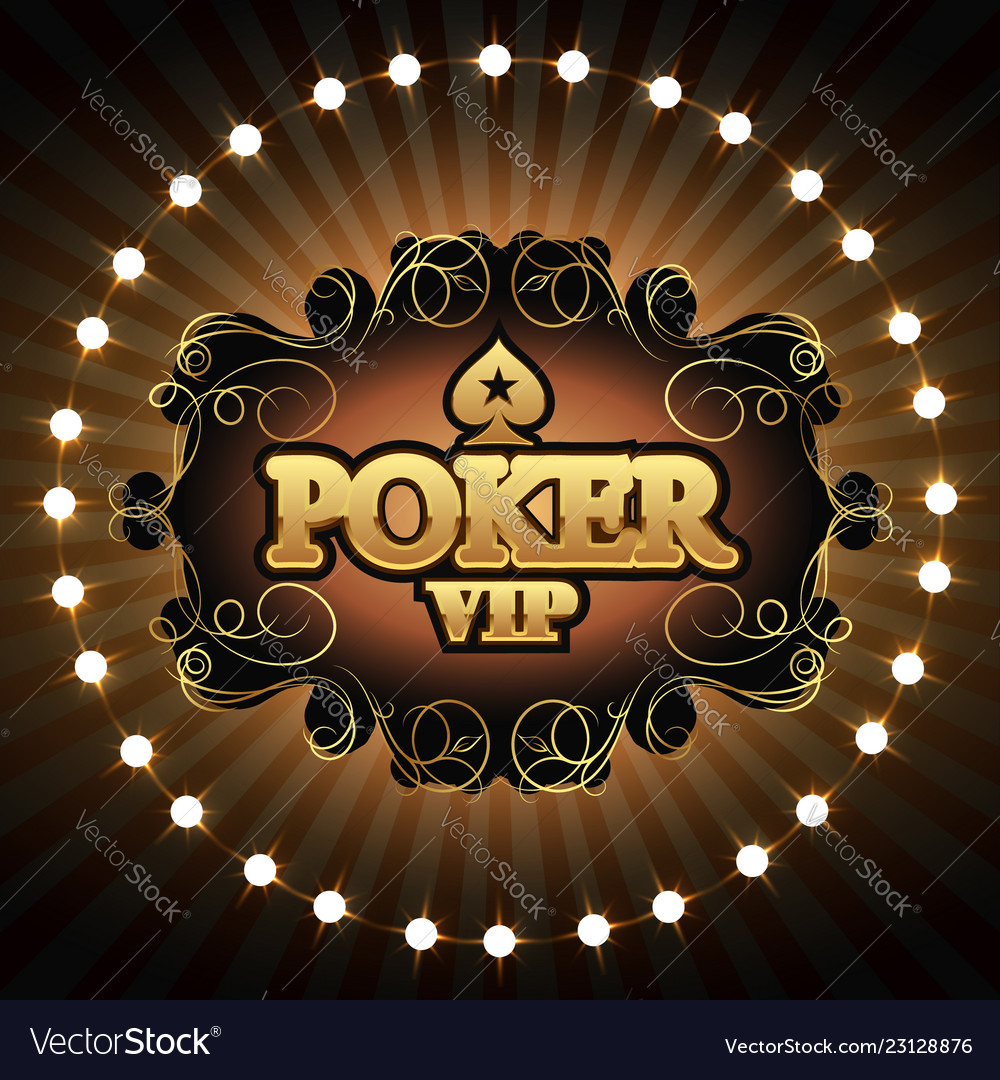 Poker vip gold