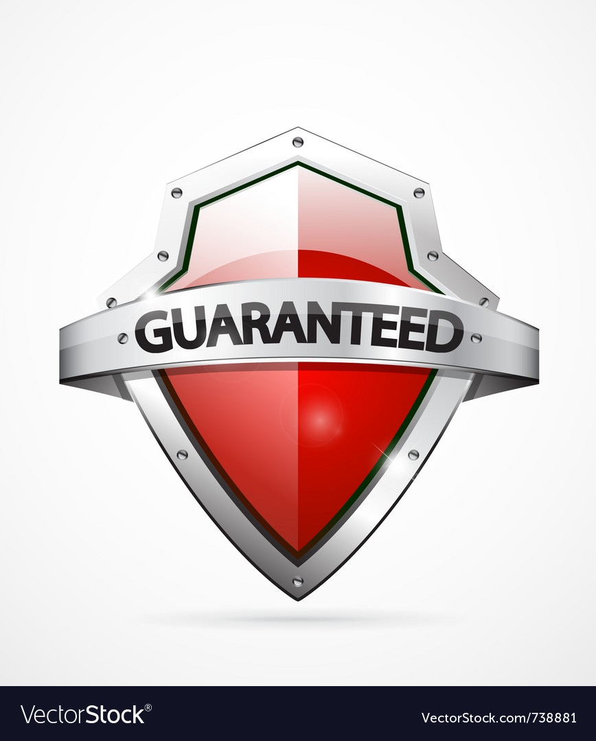 Guarantee shield