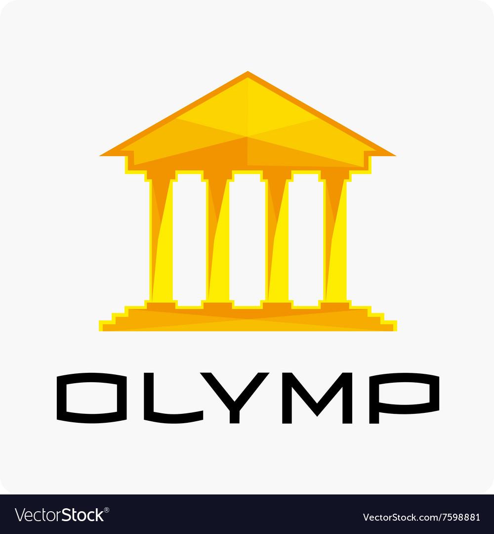Olympus logo template