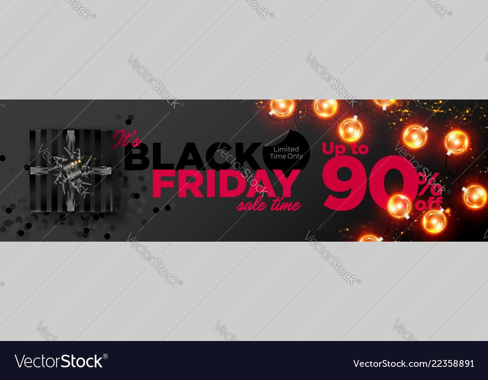 Black friday sale background business