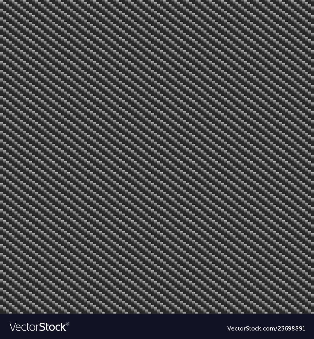 Carbon fibre pattern