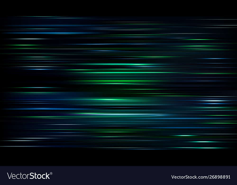 High speed background