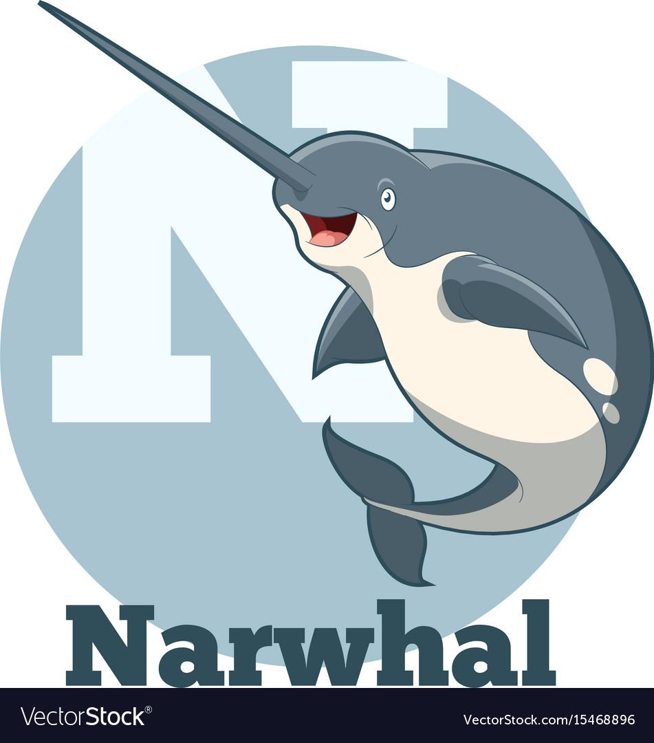 Abc cartoon narwhal