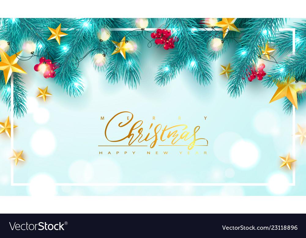 Merry christmas and happy new yearuniversal