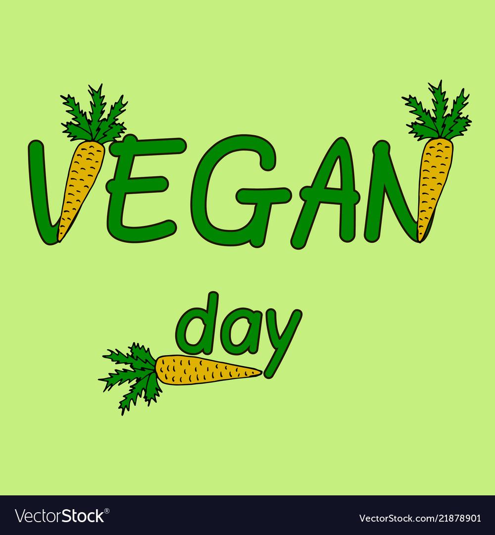 International day of vegetarian nov 1 vegan day