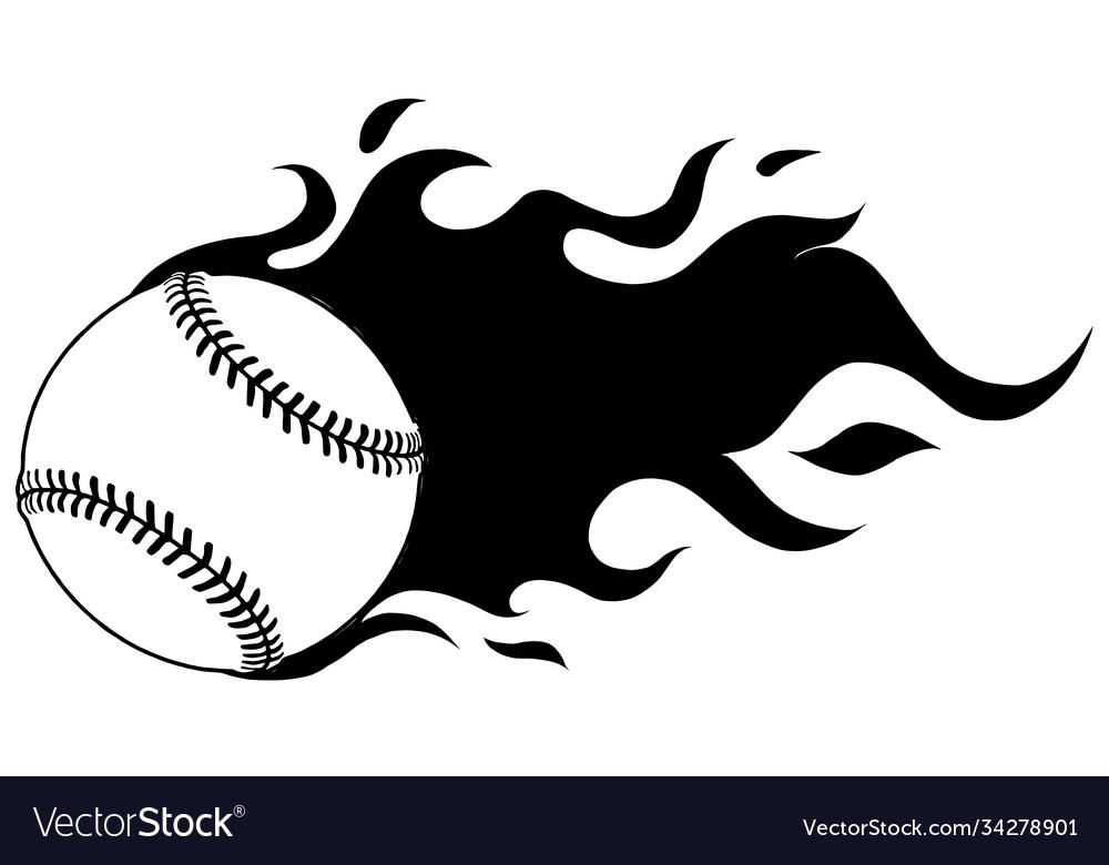 Softball or baseball