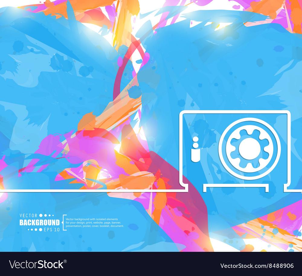 Creative safe box Art