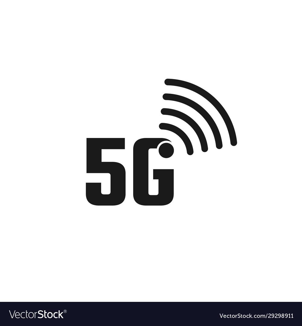 5g internet logo