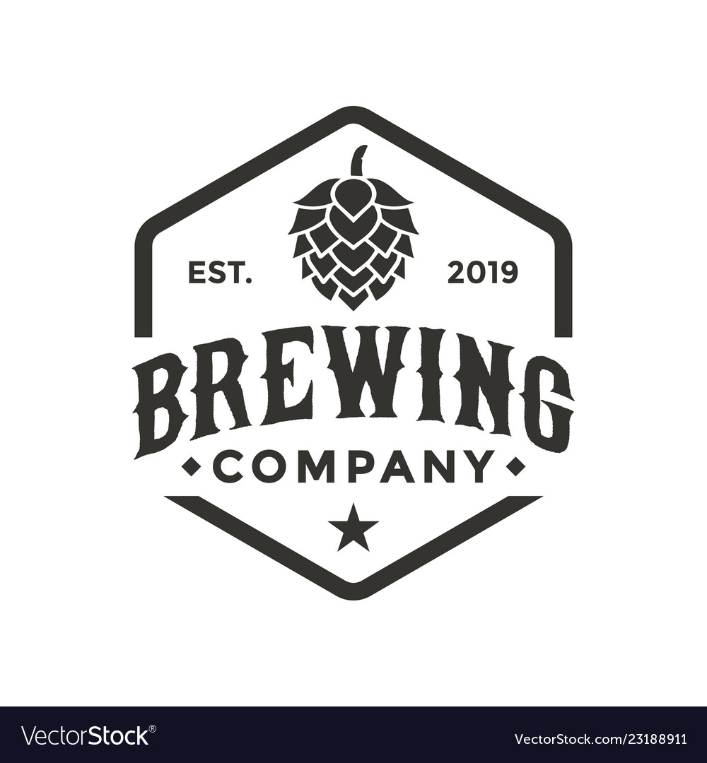 Brewing company logo design inspiration