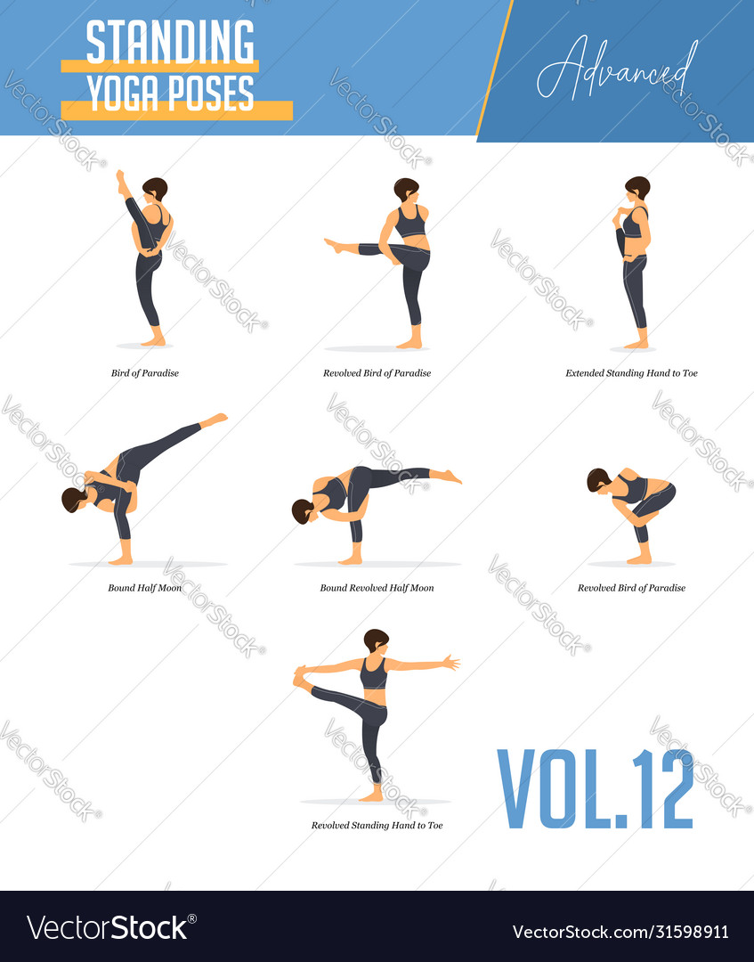 Standing Balance Poses In Yoga