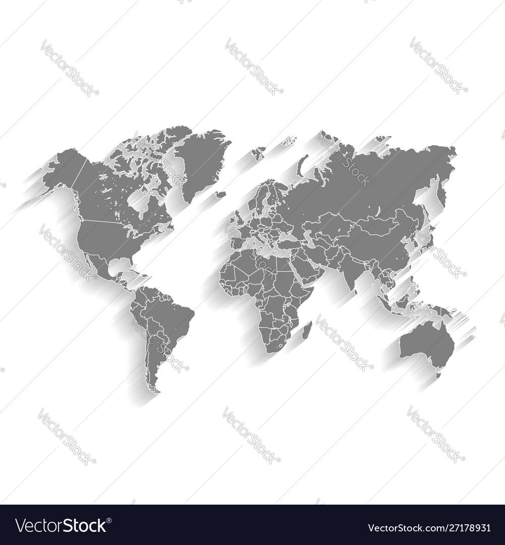 3d world gray map with flat shadow on gray map of france, gray map of iran, gray map of america, gray airplane, gray map of italy, gray map of asia, gray quartz, gray map of mexico, gray lavender, gray map of germany, rejection of the world, gray map of india, gray map russia, gray map usa, gray map of brazil,