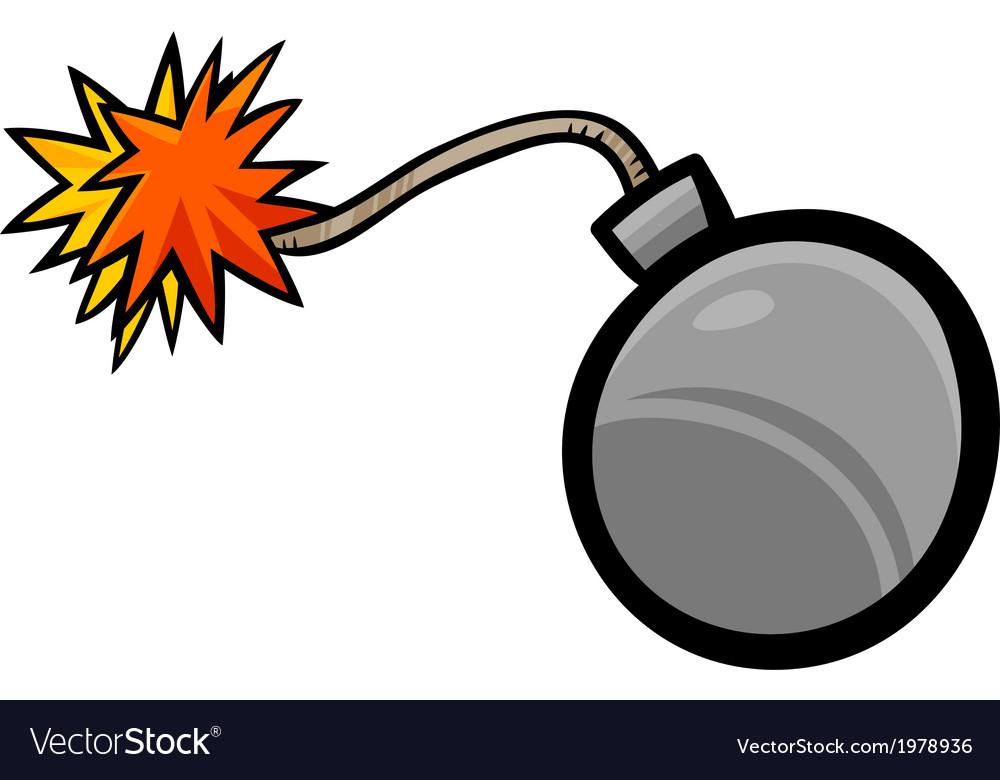 Bomb clip art cartoon