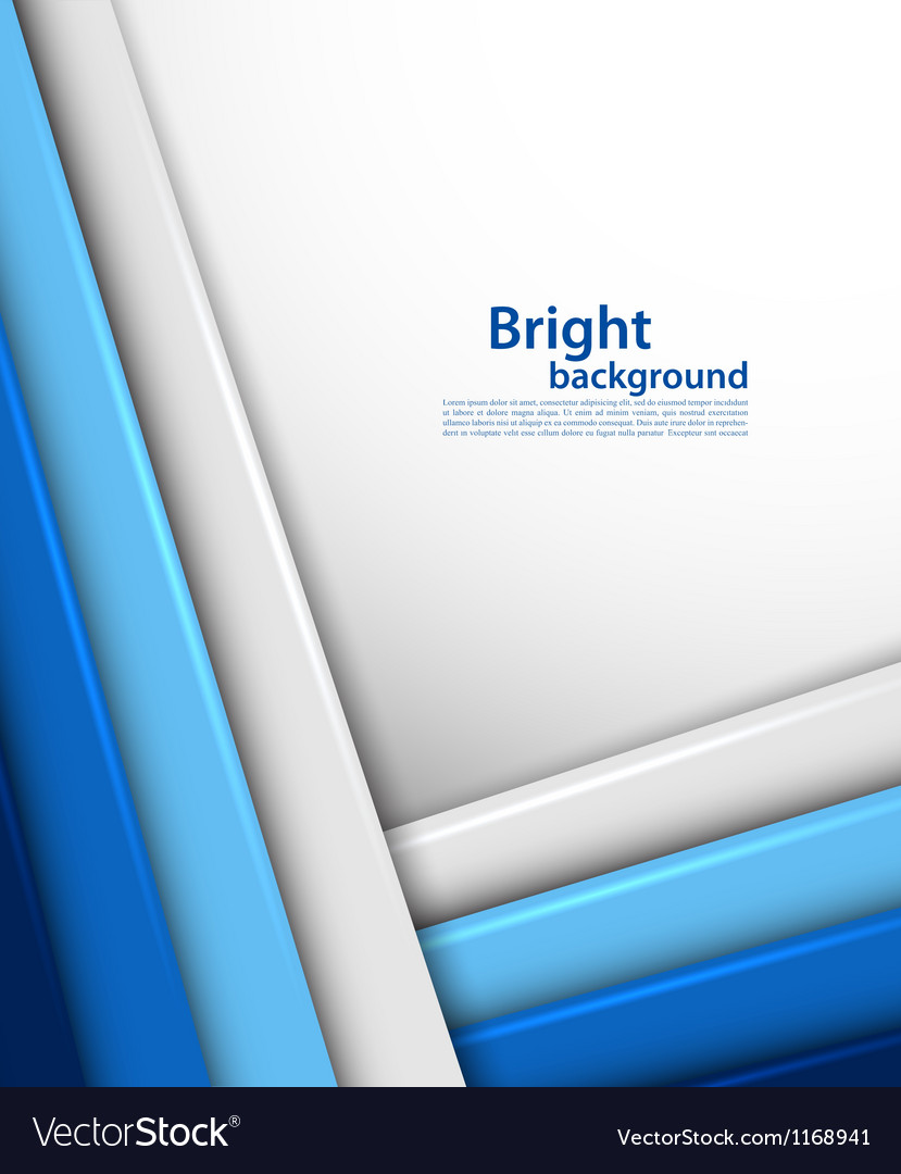Abstract background with lines vector image
