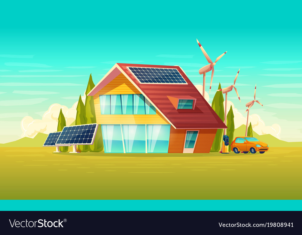 CHANGE STARTS AT HOME: FOUR WAYS TO SWITCH TO RENEWABLES