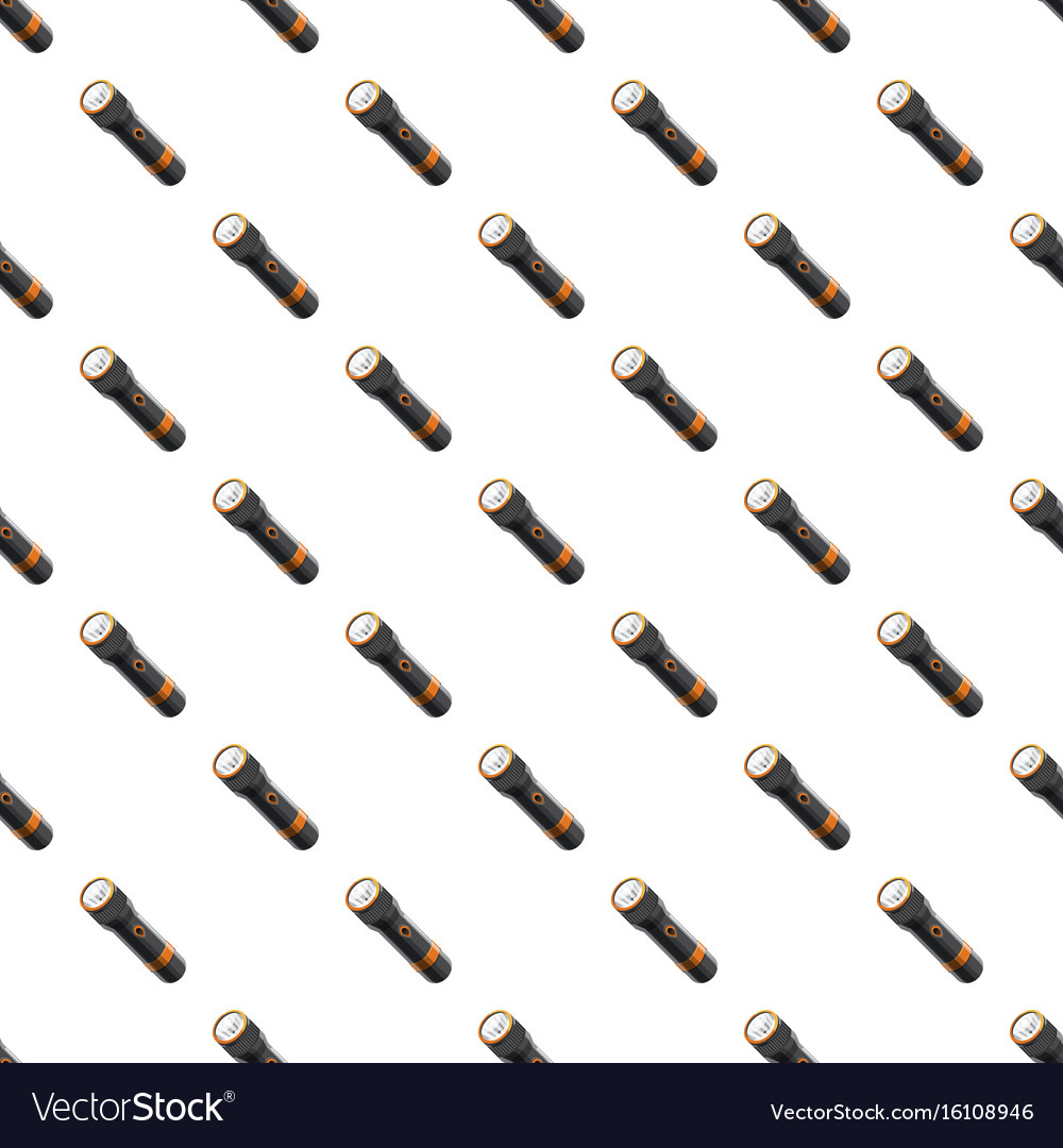 Flashlight pattern vector image