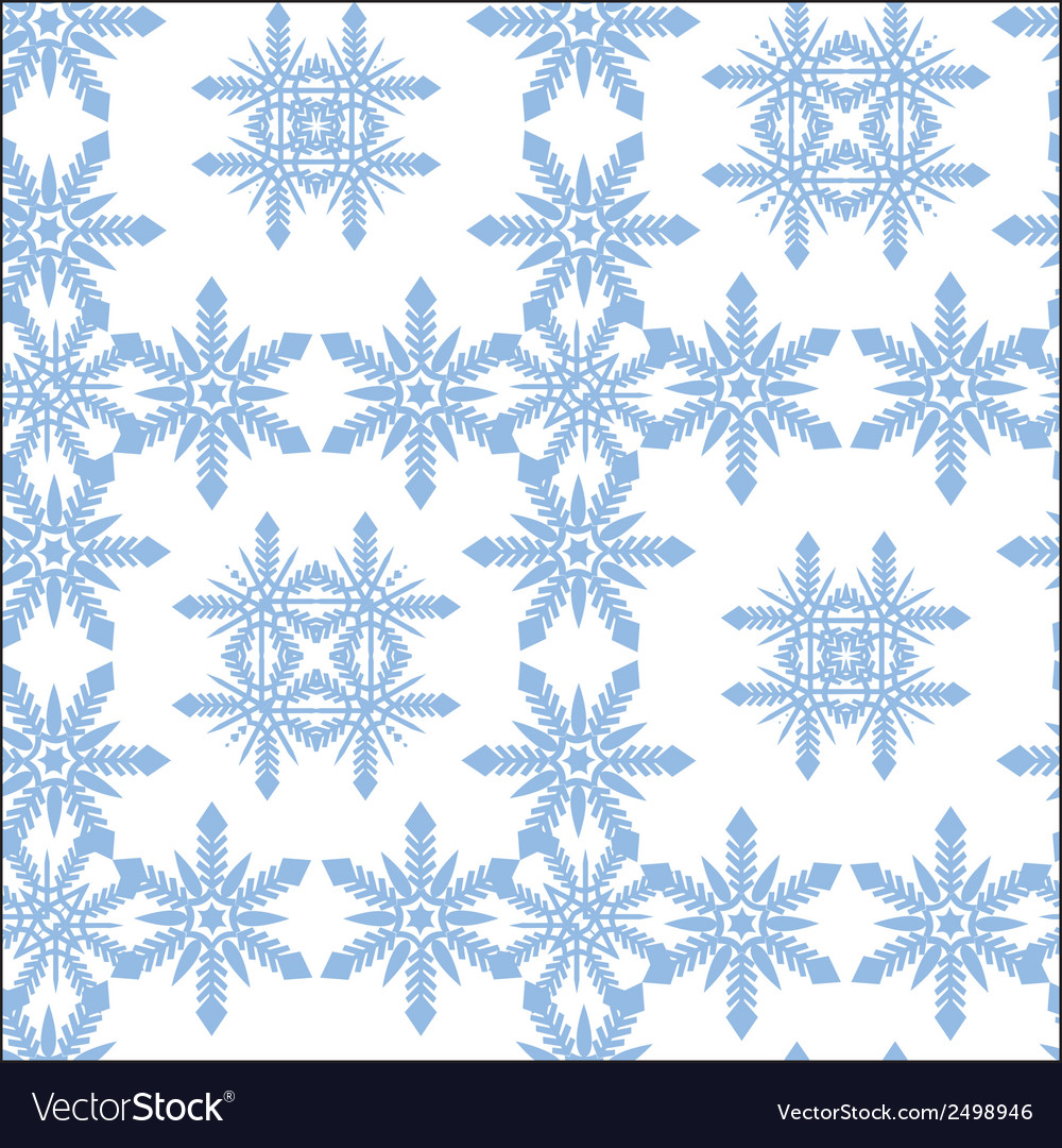 Pattern from snowflake