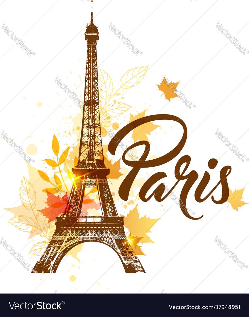 Autumn In Paris Pdf