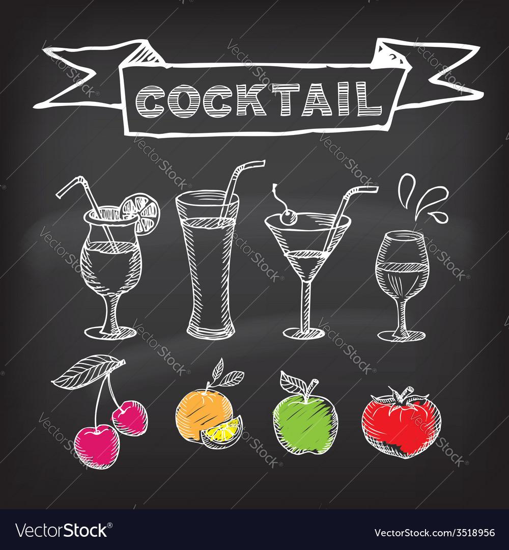 Bar Menu Template from cdn2.vectorstock.com