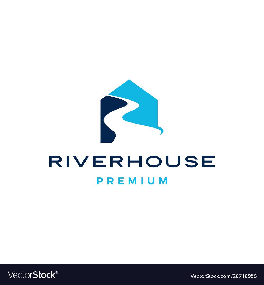River house logo icon